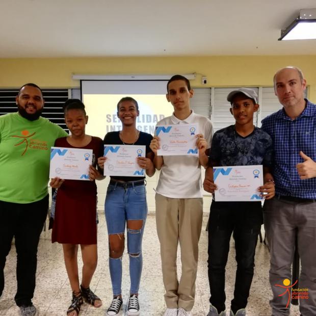 """Concurso sobre """"sexualidad inteligente"""" en la Fundación Abriendo Camino"""