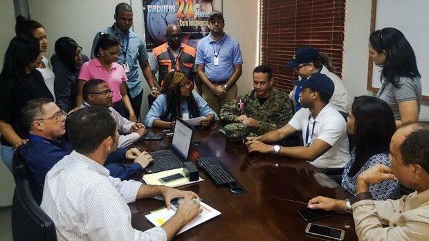 Irma deja sin electricidad a más de 34,500 abonados en República Dominicana