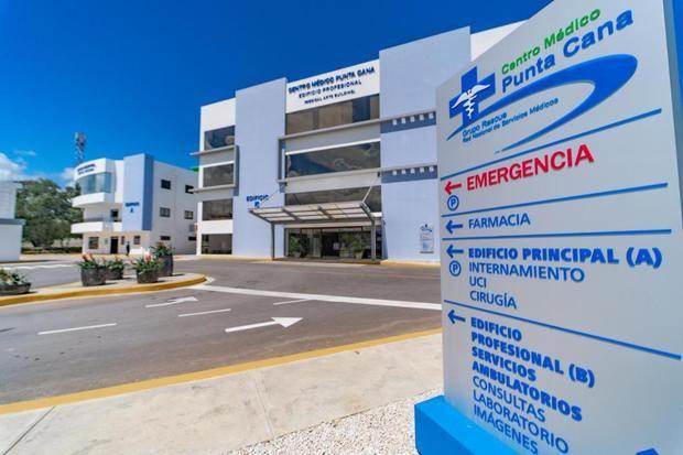 Edificio Rescue, Punta Cana.