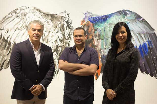 Edmundo González, Santiago Ydáñez  y Yermys