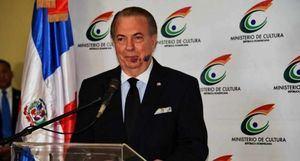 Eduardo Selman, Ministro de Cultura.