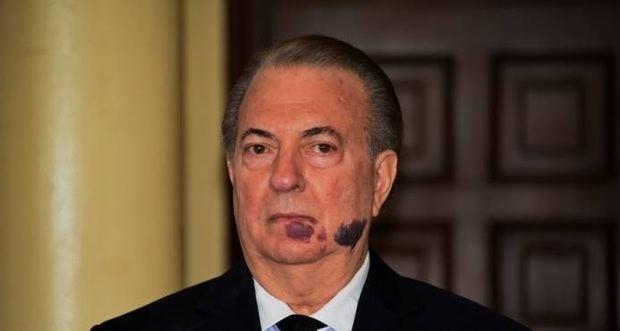 Ministro de Cultura, Arq. Eduardo Selman.