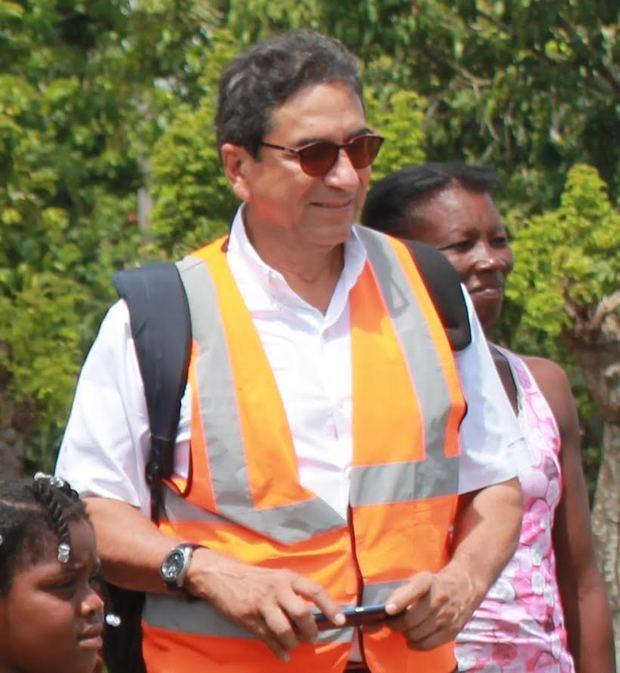 Alberto Potes, vicepresidente Ejecutivo de CAEI.