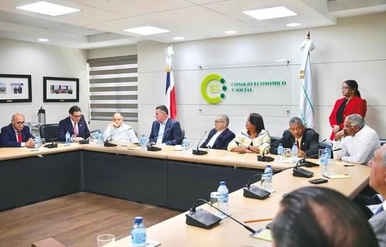 El CES llama a diálogo a Leonel y al PLD, PRM, PRSC y Alianza País.