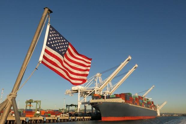 EE.UU: Baja déficit comercial en abril