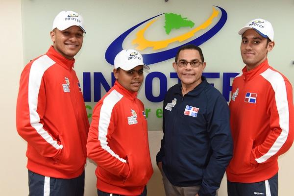 INFOTEP gana medallas de oro y bronce en competencia internacional