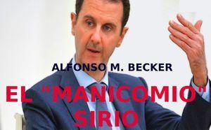 Manicomio sirio