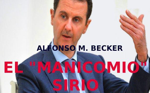 """Caos total en el """"manicomio"""" sirio…"""