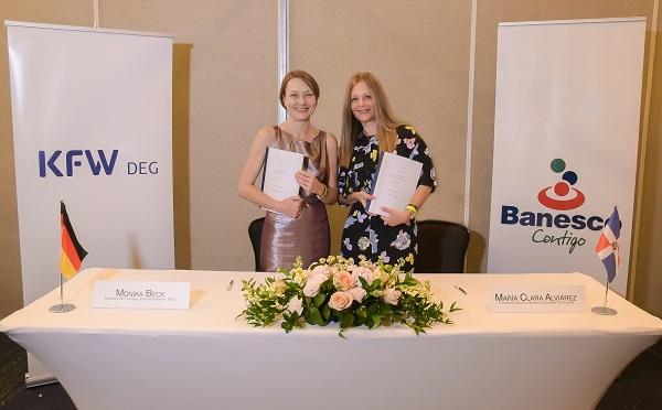 Banesco y entidad financiera alemana DEG firman acuerdo por US$15 millones