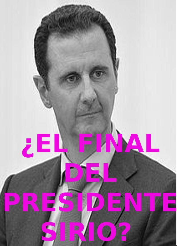 Donald Trump quiere al presidente sirio muerto
