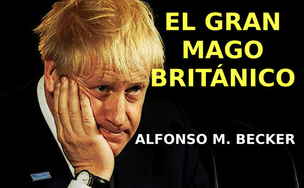 """El gran mago británico: """"Púdrete, Bruselas, vete al infierno"""""""