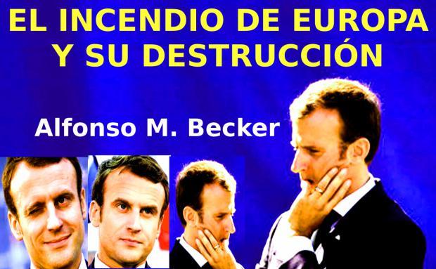 Élite frívola e ignorante que destruye Europa...
