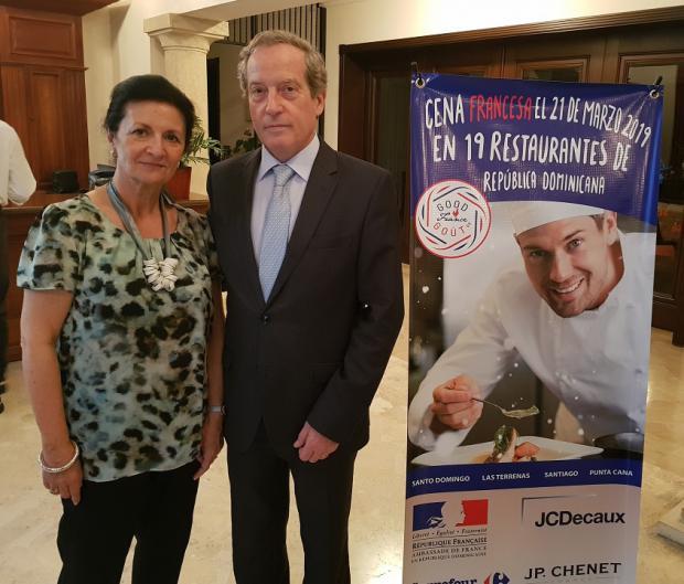 Anuncian restaurantes de RD que participarán en el evento mundial Goût de France/Good France 2019