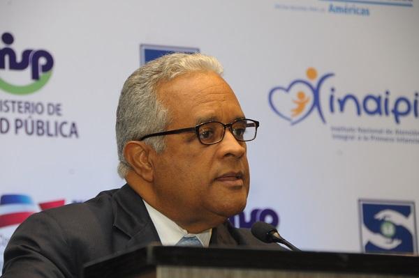 El ministro Sánchez Cárdenas en evento del UNICEF