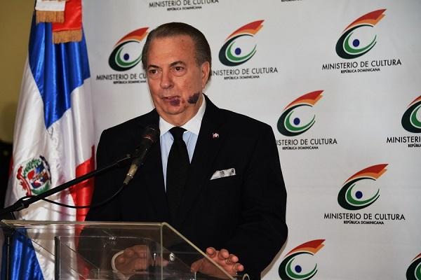 El ministro de Cultura exhorta respaldar la Feria del Libro Dominicano en Nueva York