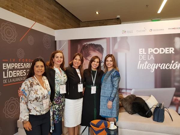 Empresarias líderes de la Alianza del Pacífico se dan cita en Bogotá
