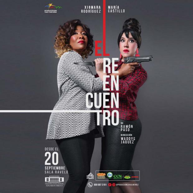 El Reencuentro, una obra bajo la dirección de Wadys Jaquez