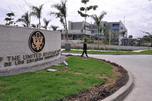 Embajada de Estados Unidos emite alerta de seguridad por suspensión elecciones