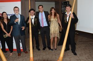 Embajada de Suiza en Santo Domingo celebra su fiesta nacional