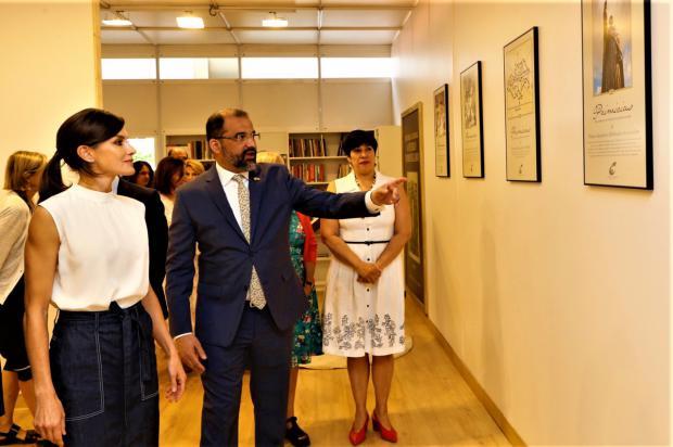 El país es protagonista de la 78 Feria Libro Madrid 2019