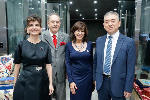 La Embajadas de Corea, Turquía, en el país celebran un evento conjunto de gastronomía, cinematografía y turismo