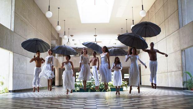Gala de Edanza en el Teatro Nacional a ritmo sinfónico.