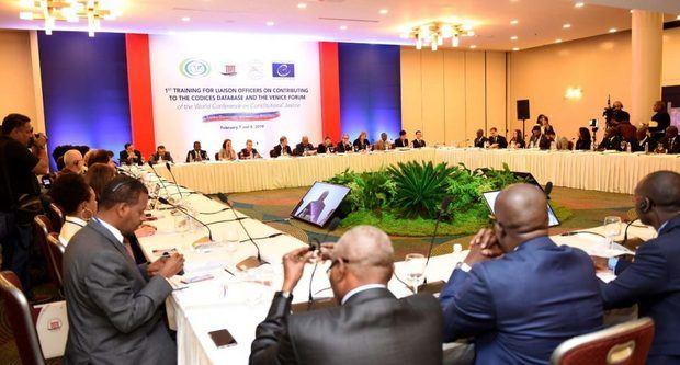 RD acoge la Conferencia Mundial de Justicia Constitucional
