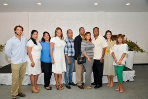 Equipo de organizadores del proyecto.