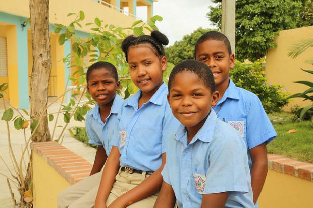 Mejoran condiciones de escuela en Hato Nuevo