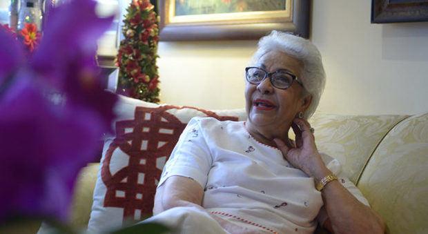 Esperanza Lithgow, un referente de la cocina dominicana con más de medio siglo de experiencia