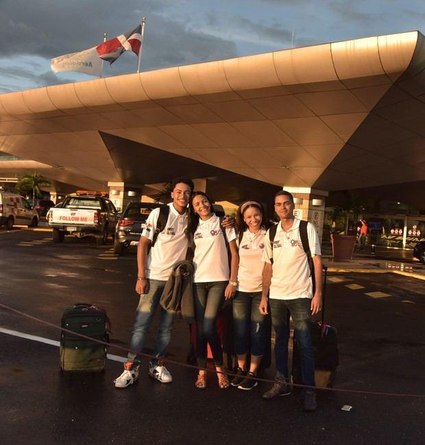 Estudiantes dominicanos participarán en Competencia Mundial de Robótica en Dubai.