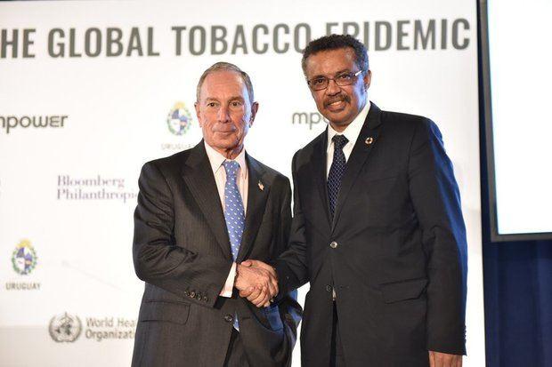 Michael R. Bloomberg y el Dr. Tedros Adhanom Ghebreyesus hacen un llamamiento para que se preste atención a nivel mundial a las enfermedades no transmisibles