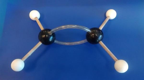 Un nuevo marco metal-orgánico que separa gases con facilidad