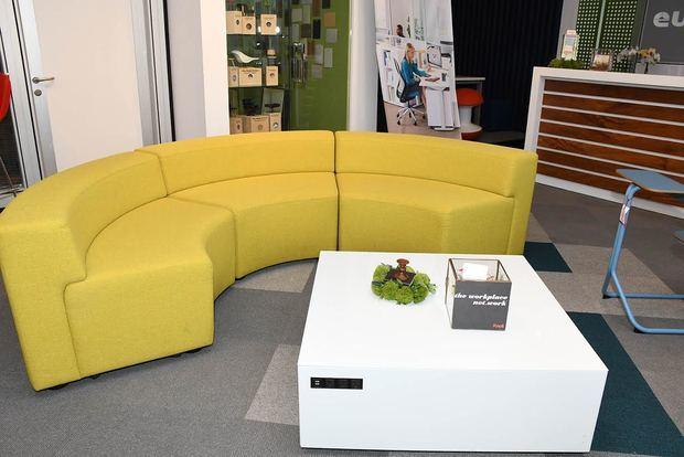 Mueble de último diseño Euromobilia.