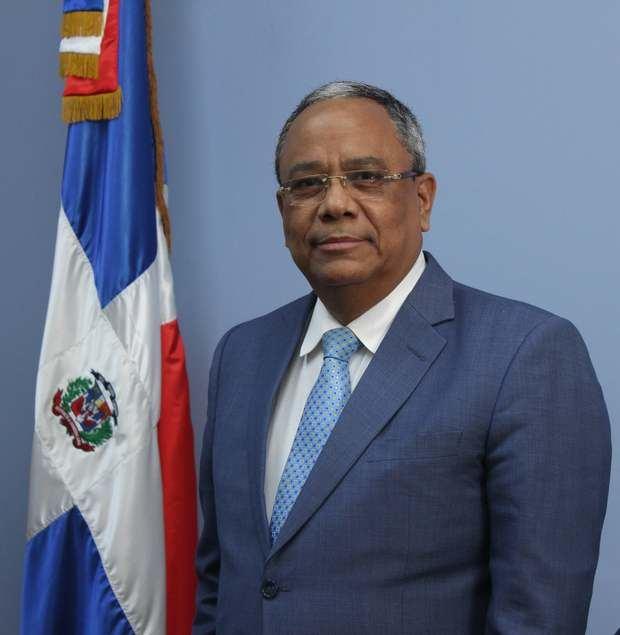 Evérgito Peña Acosta, vicepresidente ejecutivo del CNCCMDL..