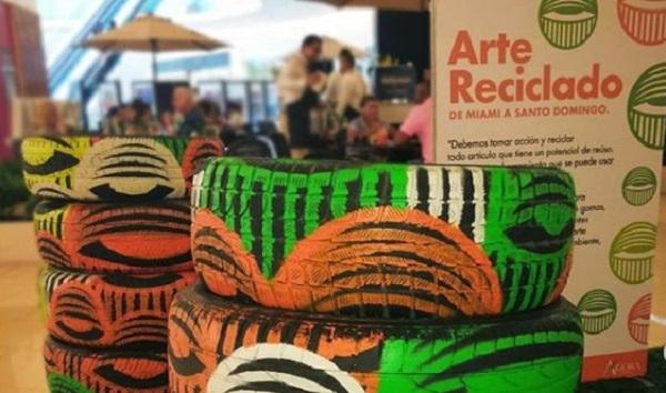 Expo Arte reciclado