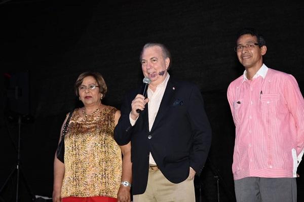 Eduardo Selman inaugura Expo Cultura 2018