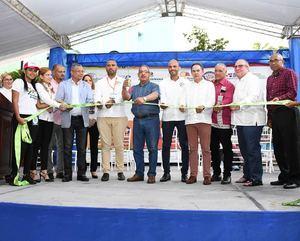 Oficina de Gestión Senatorial y la Asociación de Jóvenes Empresarios inauguran Feria Expo Santiago Rodríguez 2019.