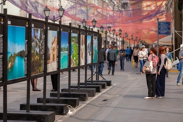 """Inauguran exposición de fotos """"República Dominicana: El Tesoro del Caribe"""" en Moscú"""
