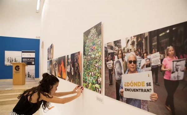 Expo fotográfica 50 años EFE