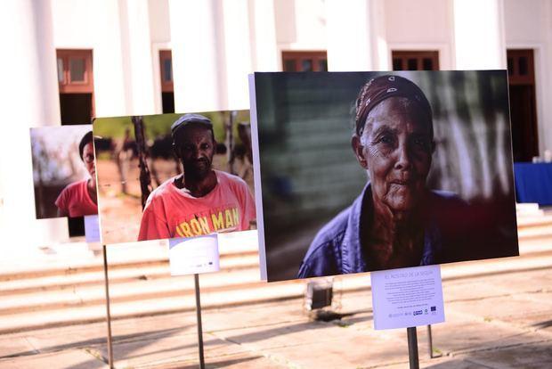Exposición fotográfica El Rostro de la Sequía.