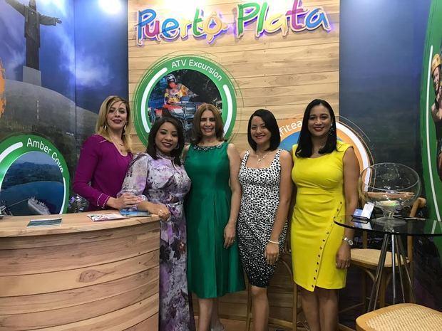 Destino Puerto Plata con destacada participación en Expoturismo 2019