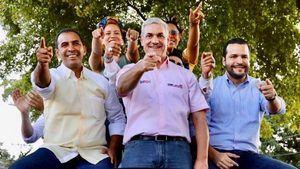 Gonzalo Castillo dice PLD y aliados pasarán el rolo a la oposición.