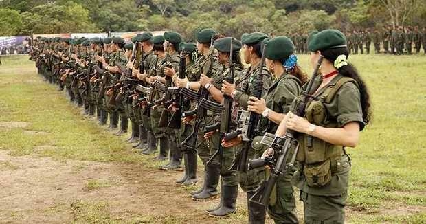 Más de 100 miembros de FARC huyen de zonas reunión y se entregan al Ejército