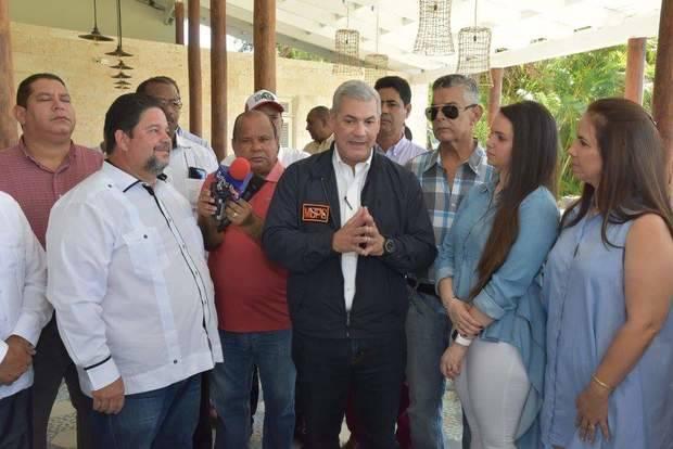 Dedican Feria Ganadera & Comercial El Cupey 2017 a ministro de Obras Públicas Gonzalo Castillo