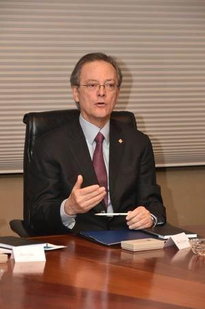 Señor Manuel A. Grullón, presidente Grupo Popular.