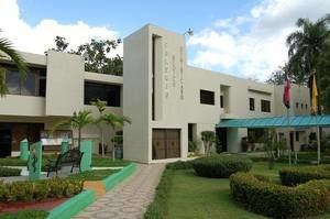 Edificio del Colegio Médico Dominicano.