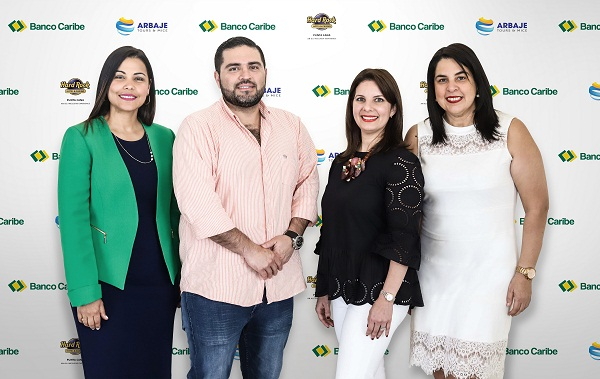 Banco Caribe beneficia a sus tarjetahabientes