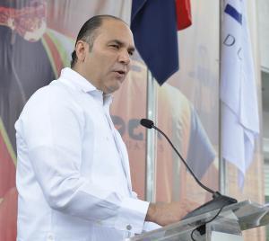 Enrique Ramírez Paniagua, director general de Aduanas.