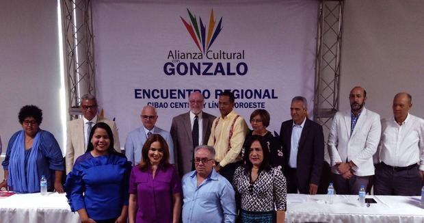 Alianza Cultural. Encuentro Cibao Central y Línea Noroeste